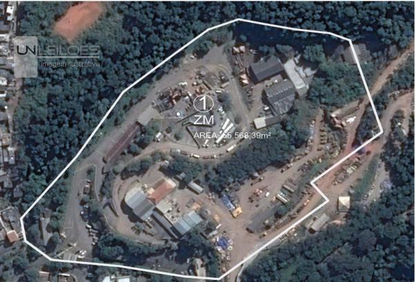 Terreno com área de 55.568,39m², Vila Mirante