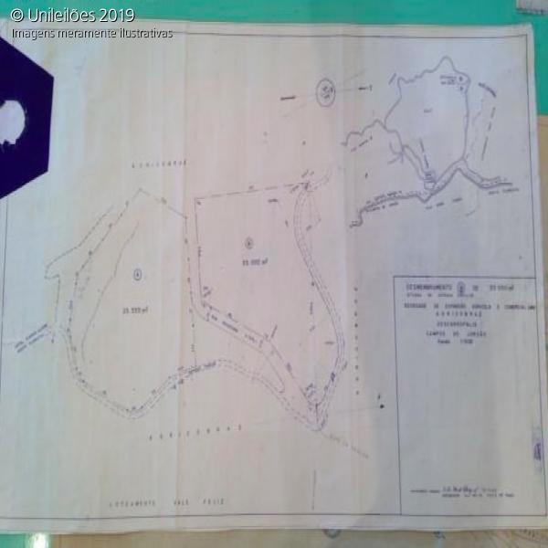 Gleba de 25.000 m² (Zoneamento ZR5) - Descansópolis (Próximo à Hípica Golf)